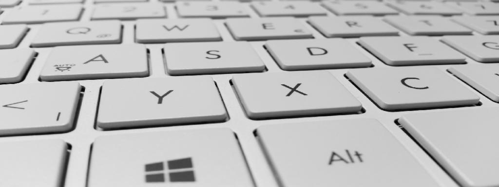 Integrity IT Keyboard Slider