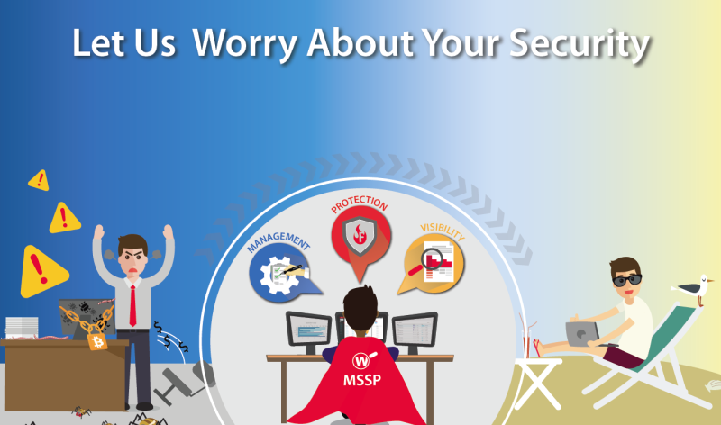 Let Us Worry About Your Security